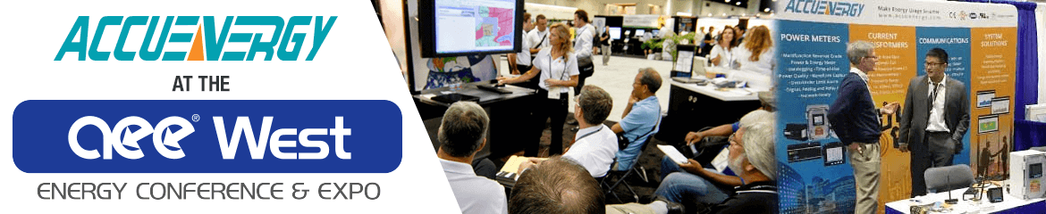 Accuenergy at AEE East Energy Conference & Expo 2019