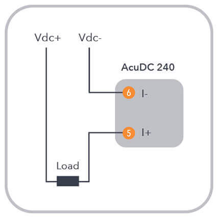AcuDC 240 Power & Energy Meter Installation Guide | Accuenergy on