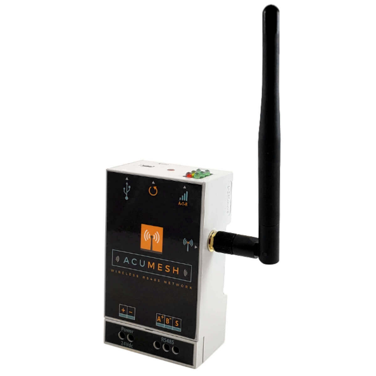 Wireless RS485 Transciever – AcuMesh Wireless RS485 Network