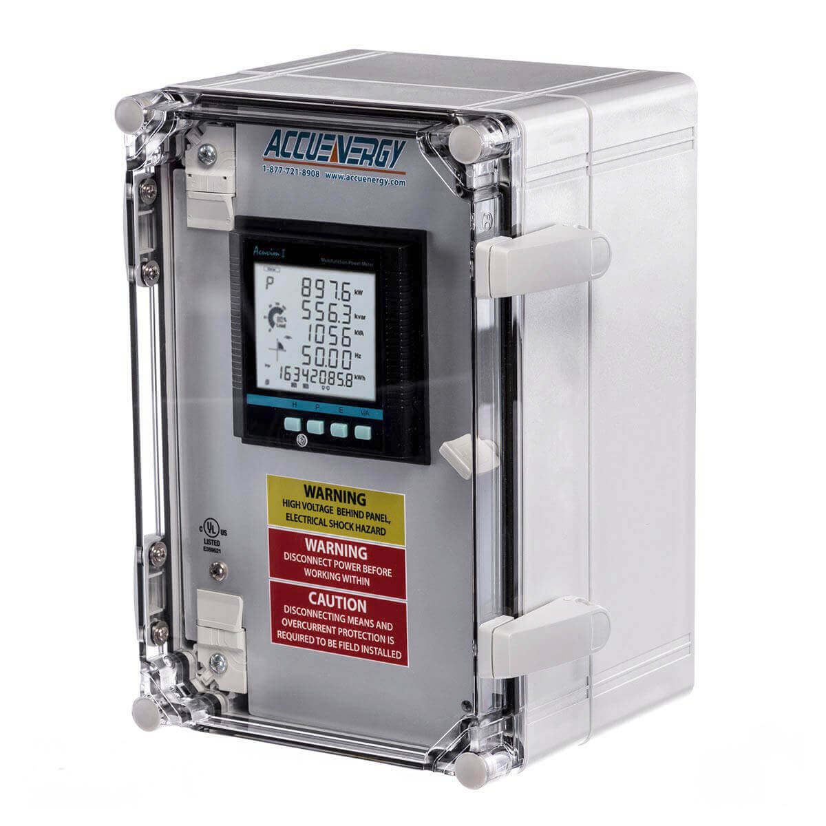 Pre-Wired Power and Energy Meter Panels | Accuenergy