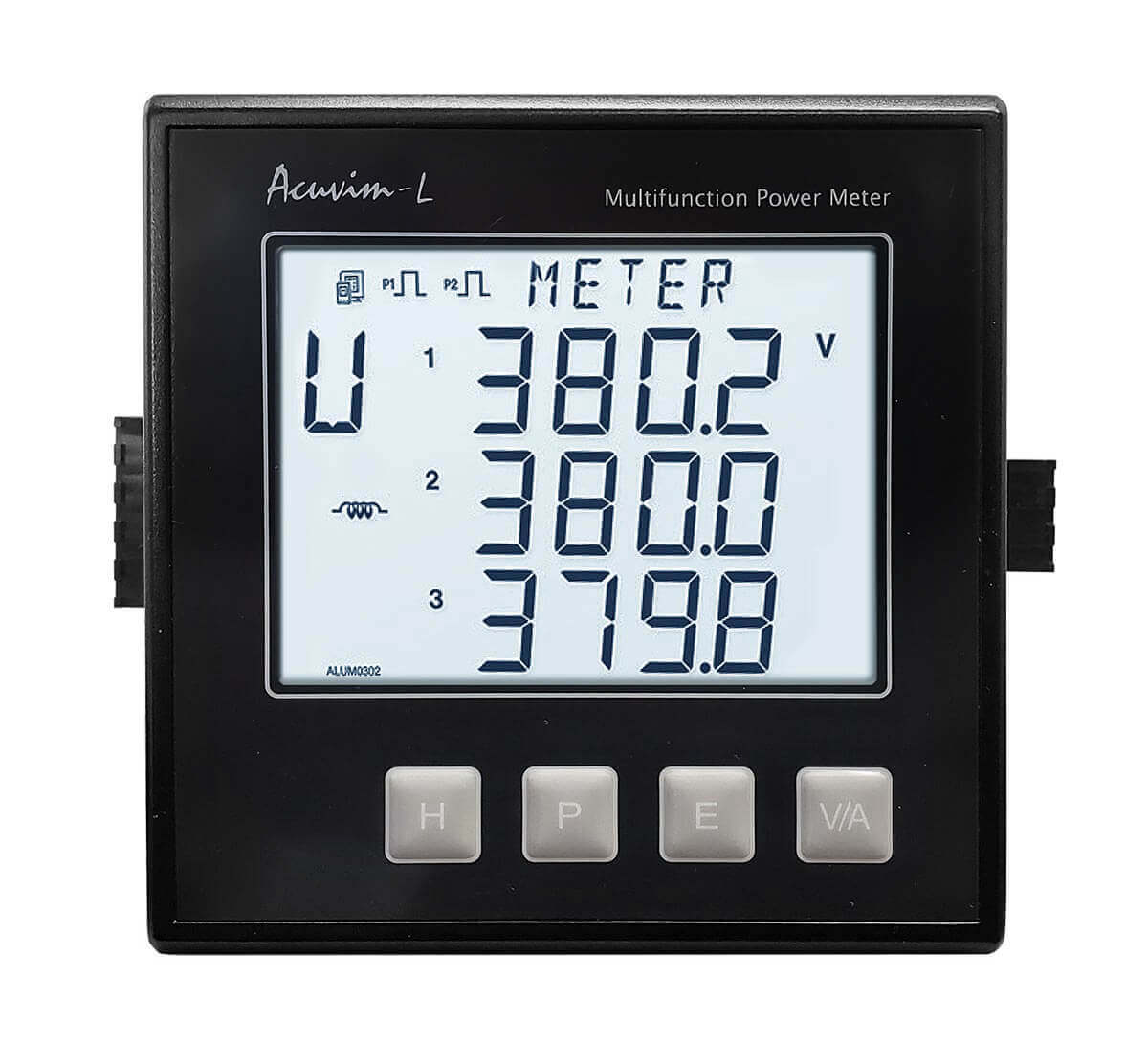 Three-Phase Power and Energy Meter – Acuvim L Series | Accuenergy