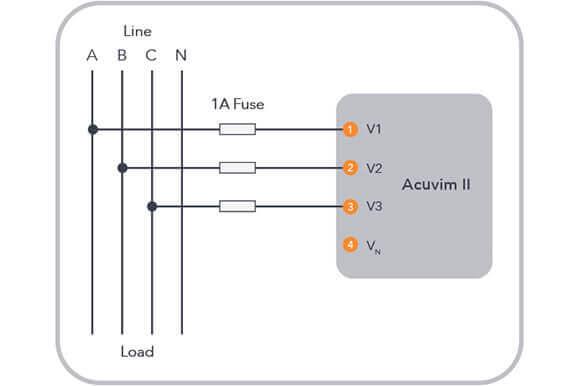 Acuvim II Power & Energy Installation Guide | Accuenergy on