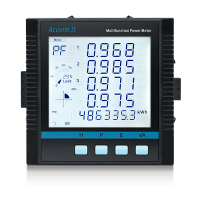 Power & Energy Meters, Current Tranformers and Energy
