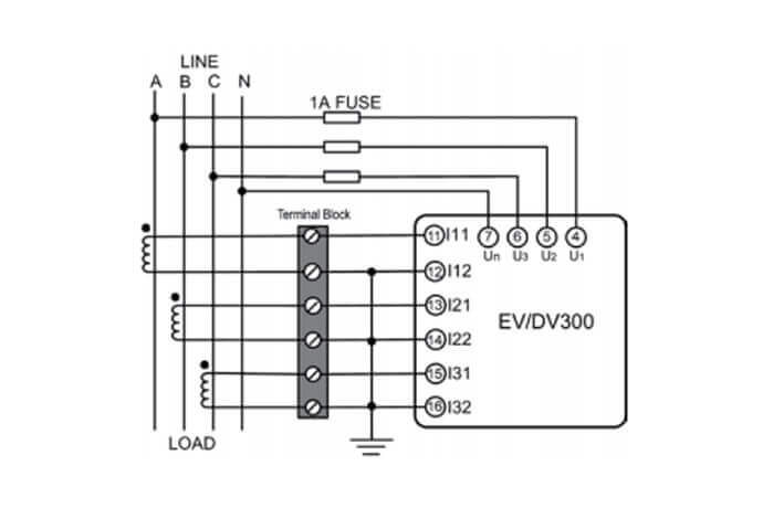 Ev300 Power Energy Installation Guide Accuenergy